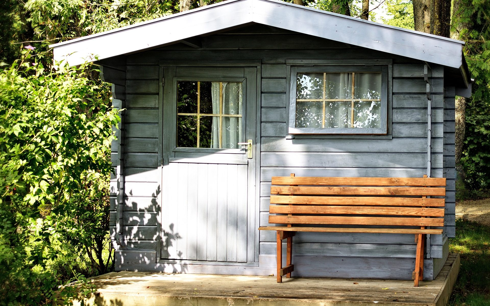 5 Tips To Build A Good Garden Shed – Simply Gardening :: Gardens design and maintenance